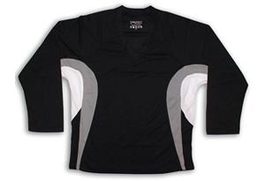 6ef0e331686 Tron SJ 200 Dry-Fit Jersey - Black/Silver/White